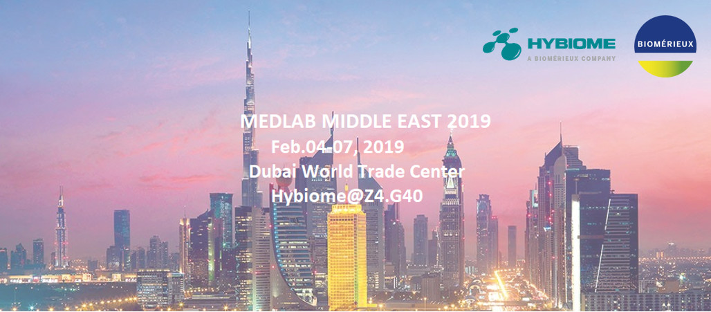 Welcome to MEDLAB Middle East 2019